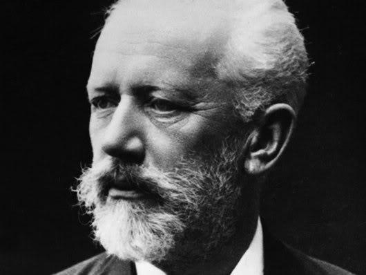 Pyotr Ilyich Tchaikovsky (1840—1893)