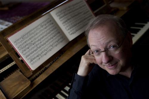 Maestro Nicholas McGegan