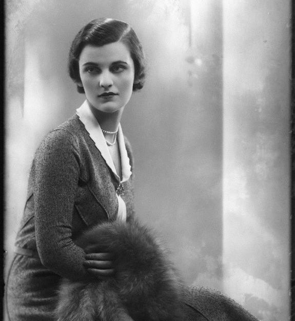 Margaret Campbell, Duchess of Argyll - the notorious British socialite.