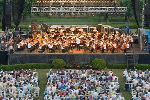Special offer the philadelphia orchestra at longwood gardens wrti for Longwood gardens discount tickets