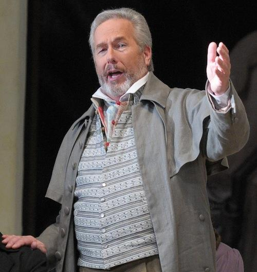 James Morris as Hans Sachs
