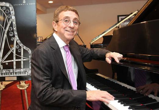 Jazz artist Al Rinaldi
