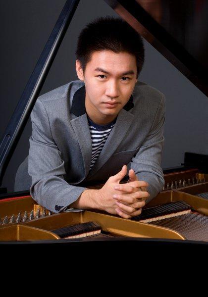 Conrad Tao, pianist