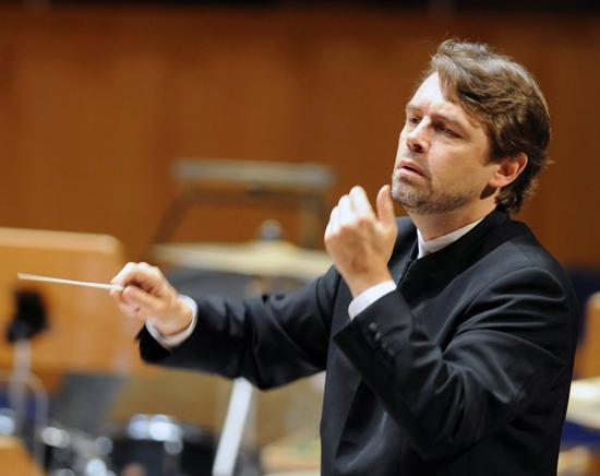 Conductor Andrey Boreyko
