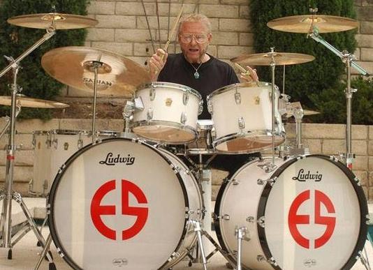 Drummer Ed Shaughnessy