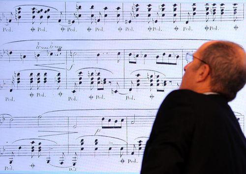 Penn Professor of Music History, Jeffrey Kallberg