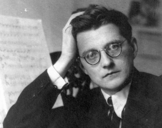 Dmitri Shotsakovich (1906 - 1975)