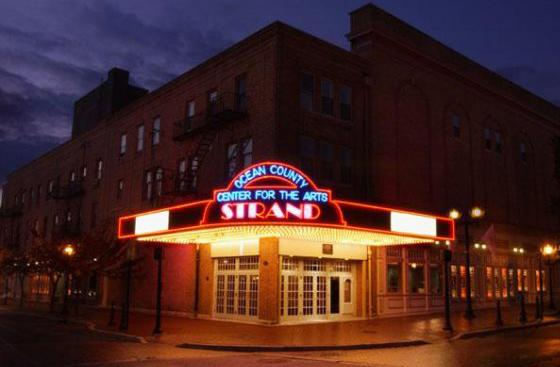 The Strand in Lakewood, NJ is one of the venues where you can hear a performance of the Garden State Philharmonic