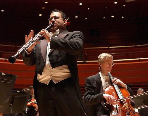 The Philadelphia Orchestra's Principal Clarinet Ricardo Morales