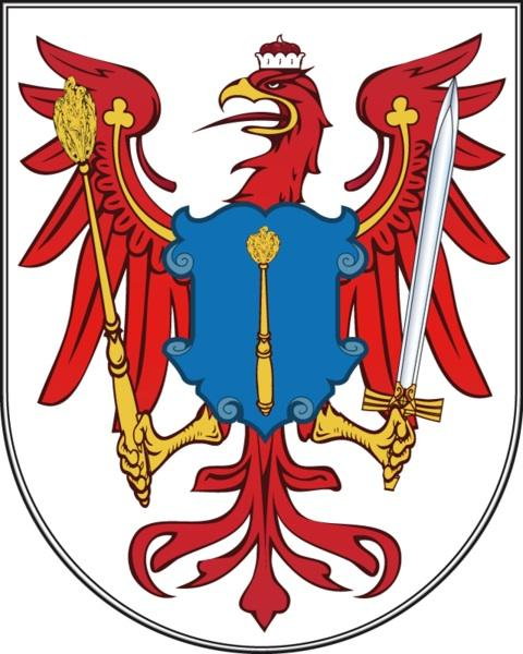 The Margraviate of Brandenburg Coat of Arms