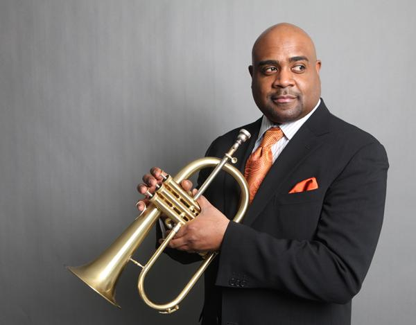 "Terell Stafford is ""one of the great trumpet players of our time"" - (McCoy Tyner).  Terell is director of jazz studies at Temple University and has a busy touring calendar."