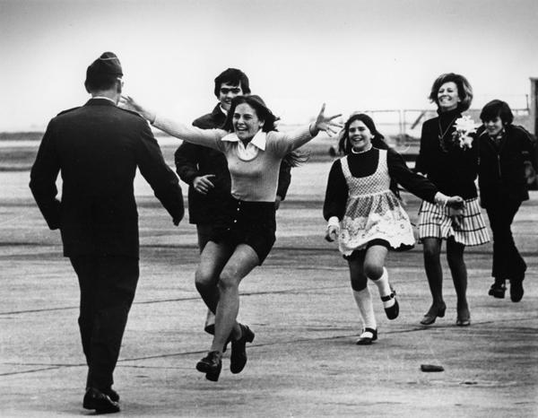 Slava Veder's BURST OF JOY, 1974 Pulitzer winner