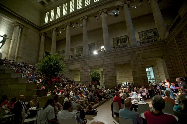 Art After 5 at the Philadelphia Museum of Art - every Friday night starting at 5 pm.