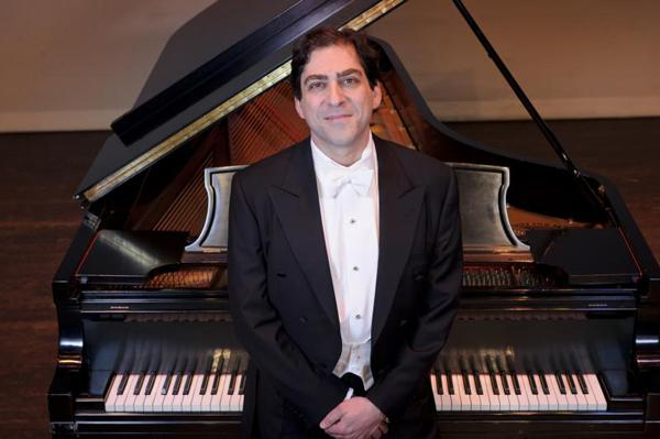 David Amado is in his 11th season as music director of the Delaware Symphony Orchestra.