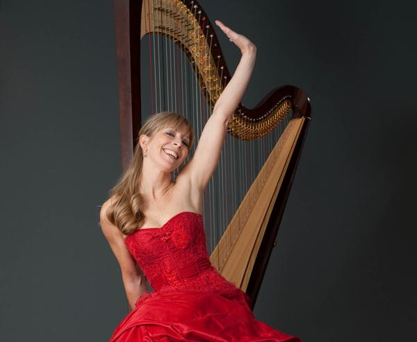 Philadelphia Orchestra Principal Harp Elizabeth Hainen performs as soloist on October 31st and November 1st
