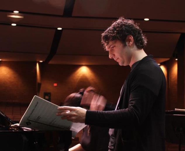 Philharmonic of Southern New Jersey's Music Director Matthew Oberstein