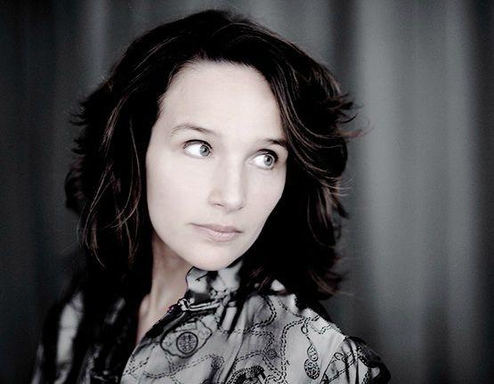 Pianist Helene Grimaud
