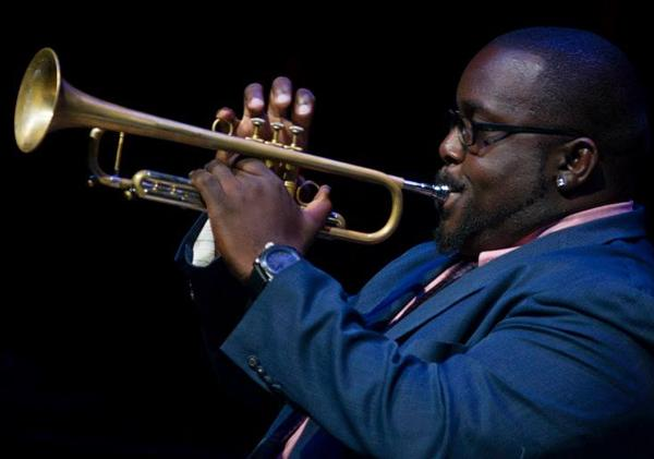 Trumpeter Marquis Hill