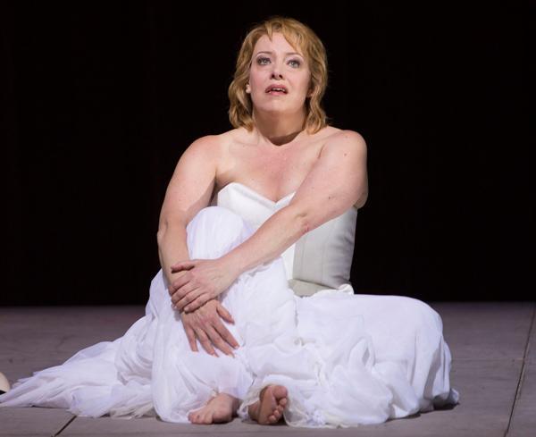 Soprano Nina Stemme sings Isolde in Wagner's TRISTAN UND ISOLDE