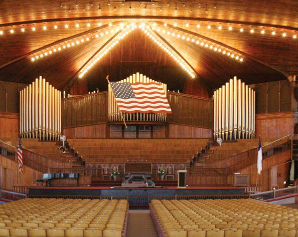 Ocean Grove Great Auditorium