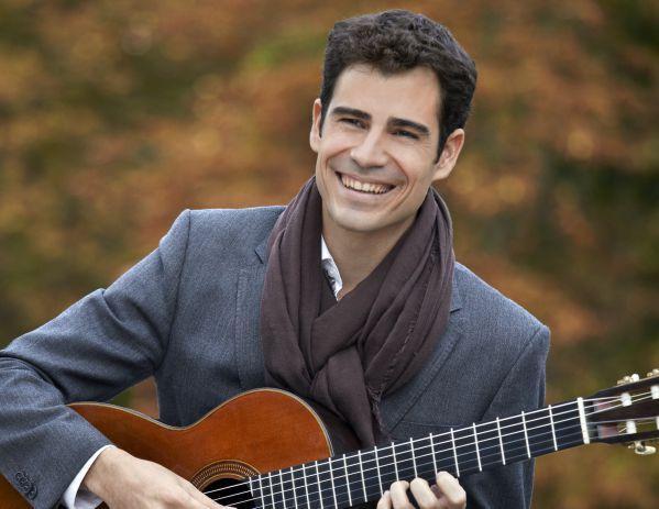 Guitarist Pablo Sainz Villegas