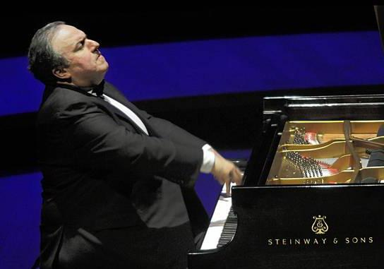 Pianist Yefim Bronfman