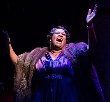 Miche Braden as Bessie Smith