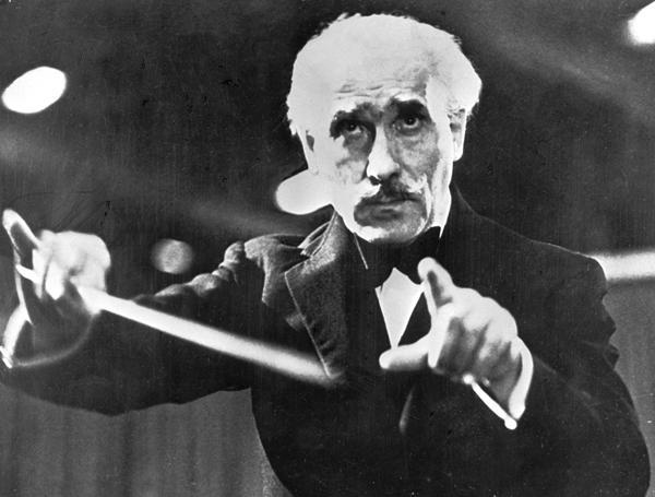 Maestro Arturo Toscanini