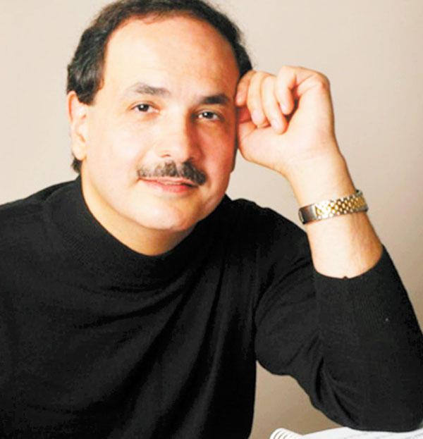 Persian composer Behzad Ranjbaran