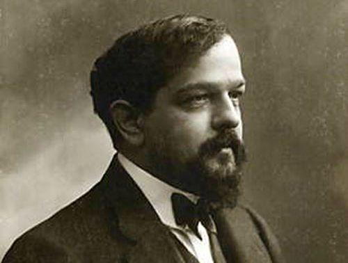 Composer Claude Debussy (1862-1918)