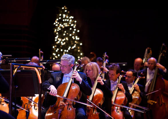 The Philadelphia Orchestra\'s Glorious Sound of Christmas Concert on ...
