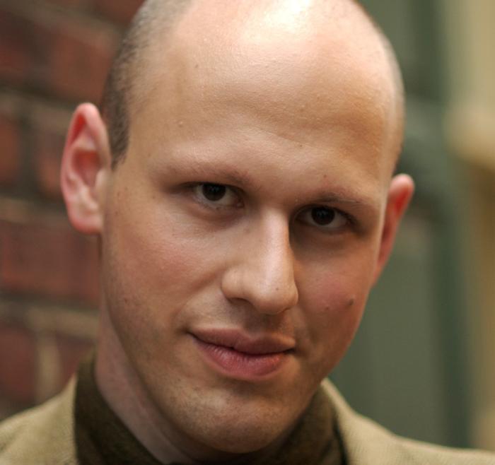 Composer Yevgeniy Sharlat