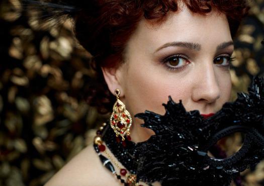 Susanna Phillips in Die Fledermaus