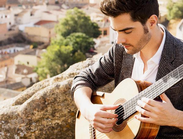Classical guitarist Milos Karadaglić