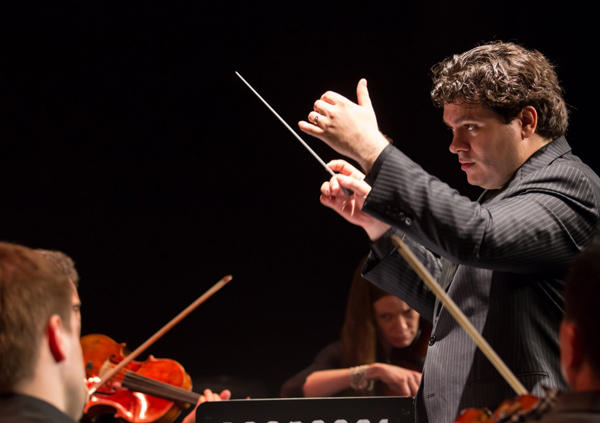 Philadelphia Orchestra Conductor-in-Residence Cristian Macelaru
