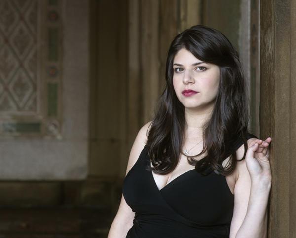 Composer Alyssa Weinberg