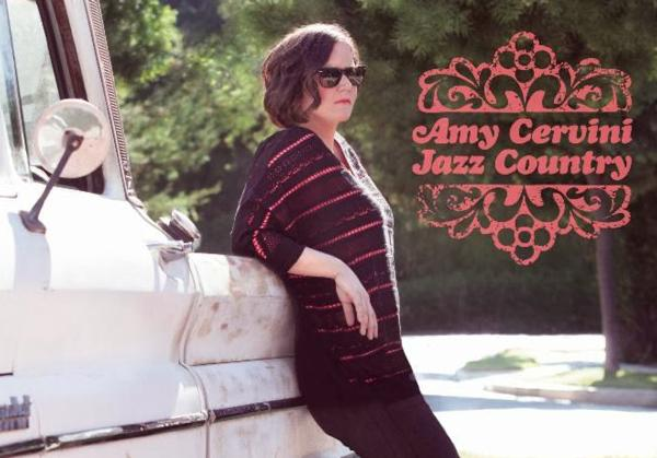 "The Toronto-bred, New York-based vocalist's fourth solo album,  Jazz Country, sees Cervini perform jazz, country, folk and pop songs – a mix she calls ""North Americana"""