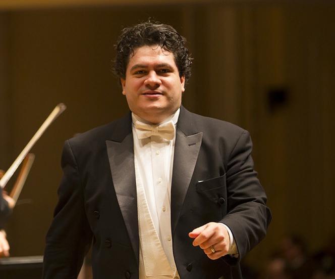 Philadelphia Orchestra Associate Conductor Cristian Macelaru