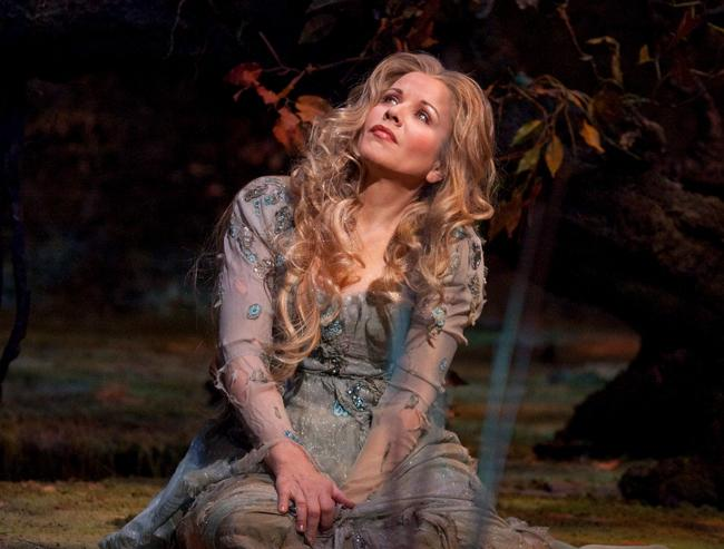 Renee Fleming sings the title role in Dvorak's RUSALKA.