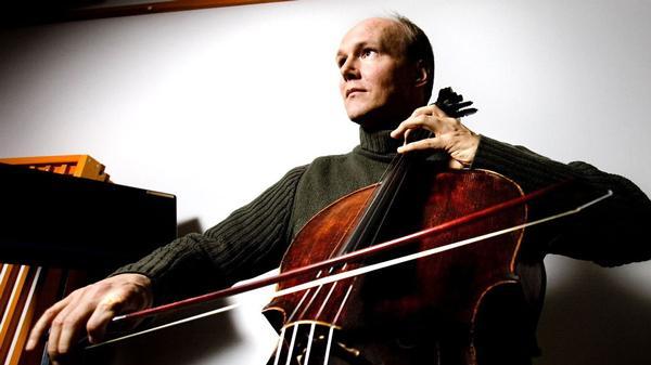 Cellist Truls Mork