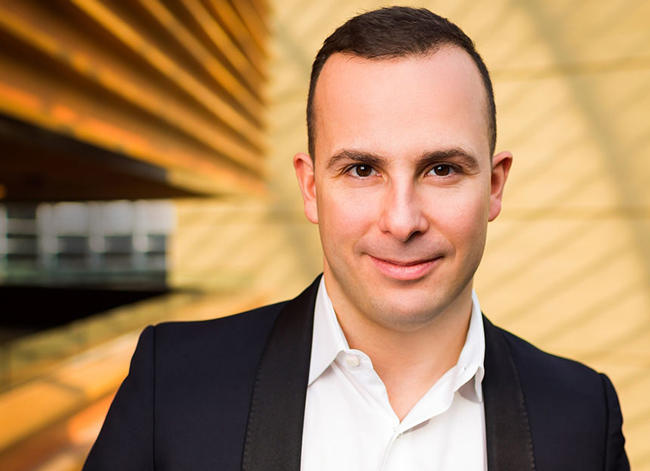 Yannick Nezet-Seguin is music director of The Philadelphia Orchestra