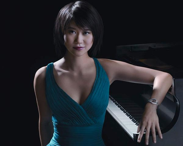 Yuja Wang plays Rachmaninoff's Piano Concerto No. 3 on this week's Philadelphia Orchestra in Concert broadcast.