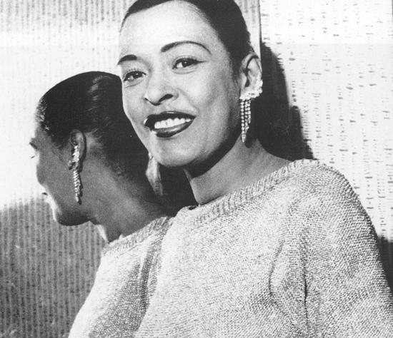 "Billie Holiday (1915-1959) - Nicknamed ""Lady Day"" by saxophonist Lester Young"