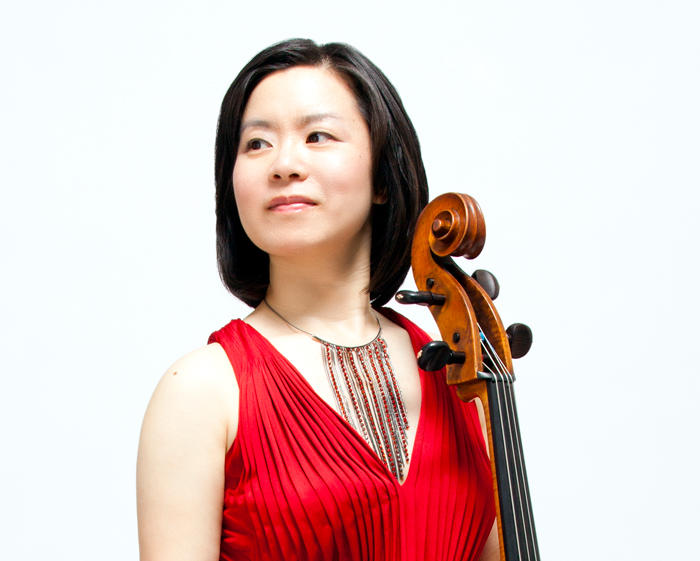 Philadelphia Orchestra Principal Cellist Hai-Ye Ni