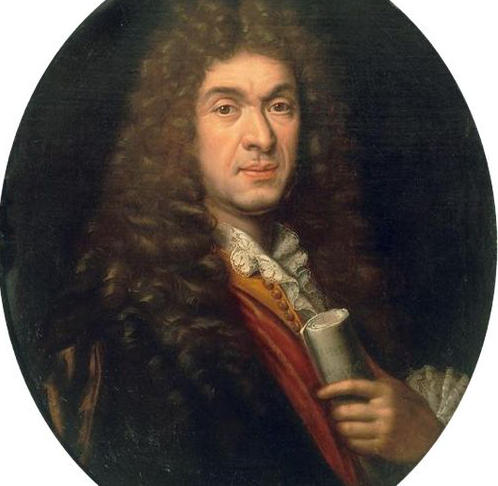 Jean-Baptiste Lully (1632-1687), the influential French Baroque composer/conductor in the court of Louis XIV, had an unusual demise. Some conductors in the Baroque era conducted with rolled up scores.