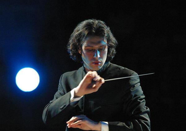 Russian conductor Vladimir Jurowski