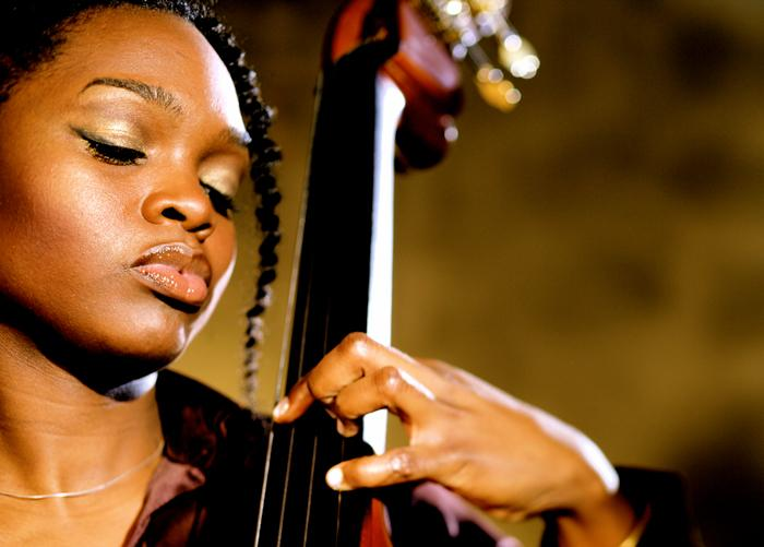 Bassist, vocalist, and composer Mimi Jones