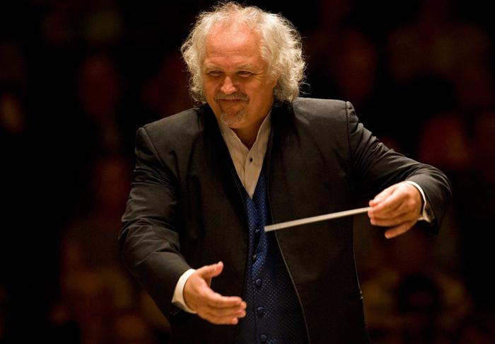 Conductor Donald Runnicles