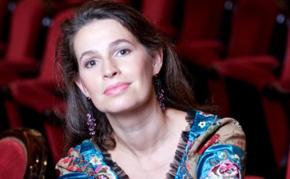 French soprano Sophie Koch