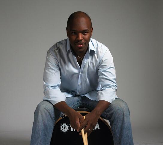 Drummer Ulysses Owens, Jr.